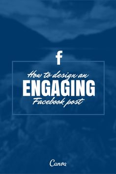 How to Design a WORLD-CLASS Visual Facebook Post in 3 Minutes http://www.postplanner.com/how-to-design-world-class-visual-facebook-posts/