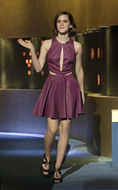 Emma Watson on The Jonathan Ross Show