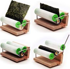 Sushi Roller -What a idea!- don't like sushi but cool Cool Kitchen Gadgets, Home Gadgets, Cooking Gadgets, Gadgets And Gizmos, Cooking Tools, Kitchen Items, Cool Kitchens, Fitness Gadgets, Kitchen Supplies