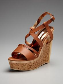 Marlow Wedge Sandal by Cynthia Vincent at Gilt