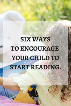 Top tips for getting children interested in books and reading, six tips from a mother who's been there, done that, and has made books part of every day...