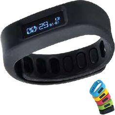 Smart Pro (Bluetooth 4.0) - The Smart Pro (Bluetooth 4.0) is a fitness tracker wristband, It wirelessly tracks activity and sleep.
