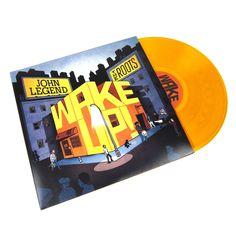 John Legend & The Roots: Wake Up! (Colored Vinyl) Vinyl 2LP