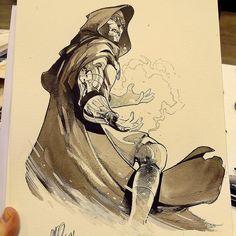 Pepe Larraz has already voted. Comic Book Artists, Comic Artist, Comic Books Art, Marvel Art, Marvel Comics, Heros Comics, Design Comics, Marvel Drawings, Comic Drawing