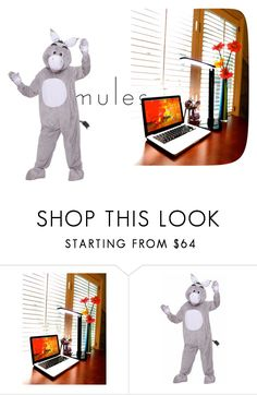 """""""Donkey"""" by ultracoultre on Polyvore"""