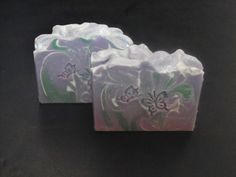 Lavender Mint Soap Scented Soap Handcrafted by ButterfliesSoaps