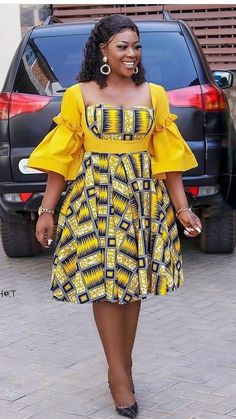 African Dresses For Kids, Latest African Fashion Dresses, African Dresses For Women, African Print Fashion, African Attire, African Clothes, African Dress Styles, Modern African Dresses, Modern African Fashion
