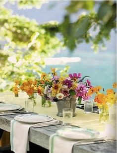 garden parties by the ocean - Google Search