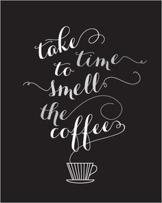 Take time to smell the coffee! We all need this. Slow down and enjoy the moment. Easy to do when its Organo Gold! www.gloversgrind.organogold.com