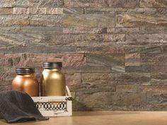 Shop Aspect 6 x Weathered Quartz Peel and Stick Stone Backsplash - Overstock - 11933870 - 6 x 24 Decorative Tile Backsplash, Stick Tile Backsplash, Quartz Backsplash, Backsplash Panels, Tile Panels, Stone Backsplash, Stick On Tiles, Stone Tiles, Mosaic Tiles
