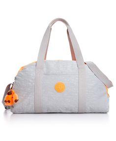 Kipling Handbags, New Yuzu Duffle Bag - Handbags & Accessories - Macy's $54.99 sale Kipling Handbags, Kipling Bags, Cute Handbags, Vintage Handbags, Vf Corporation, Adidas, Cool Backpacks, Cute Bags, Online Bags