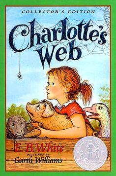 When Should You Read Charlotte's Web to Your Children? by Susan, pbs.org: Can your child handle the ending? #Kids #Reading