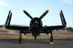 Grumman F8F Bearcat.