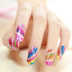 Find More Stickers & Decals Information about Halloween Stickers Nails Art Patterns Glitter form Waterproof No Water Transfer Nail Sticker 3D material 12pcs/sheet Free,High Quality sticker car,China sticker murals Suppliers, Cheap foil engraving from IKK care you care on Aliexpress.com
