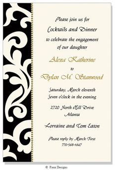 41 best formal event invitations images event invitations formal