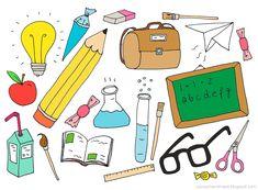Luloveshandmade: DIY & Free Printable: Notebook and Illustration for School - evtl. nutzbar für die Einladungen