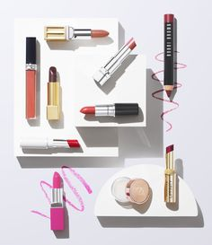 GLAMOUR Beauty Power List Lips shot with Dennis Pederson
