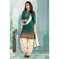 Online Designer Punjabi Salwar Suits |Patiala Suits & Punjabi ...