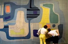 Roberto Burle Marx - Tapestry