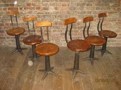 Dandabinder For Sale Miscellaneous Furniture & Shopfitting Antique Shops, Or Antique, Industrial Chair, Shop Fittings, Wooden Stools, Antique Chairs, Traditional Furniture, Modern Chairs, Binder