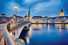 Plan your Visit to Zurich with free Zurich itineraries, guides, things to do and maps. Create your personal guide to Zurich with full information on all top attractions Rhine River Cruise, River Cruises In Europe, European River Cruises, Cruise Europe, Zurich, Switzerland Cities, Visit Switzerland, Switzerland Vacation, Viking River