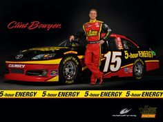 Clint Bowyer 5 Hour Energy MWR