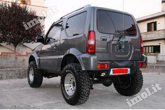 Suzuki jimny 1300 perfetto....OMOLOGATO
