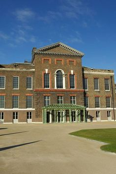 UK Wedding Locations: Kensington Palace, London