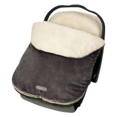 not the carrier, but the sleeping bag thing. You can also use it with your stroller. Also try to find a carrier like this that will be compatable with your stroller and will clip in as a carseat. It only works for infants, but the convenience is DEFINITELY worth buying another carseat when they are older.