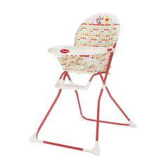 Disney Highchair – Winnie the Pooh Red – RRP £49.99