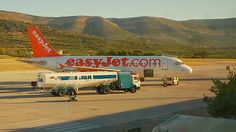 EasyJet. Aeropuerto de Split Easy Jet, Cargo Airlines, Aircraft, Commercial, British, Europe, Airports, Planes, Aviation