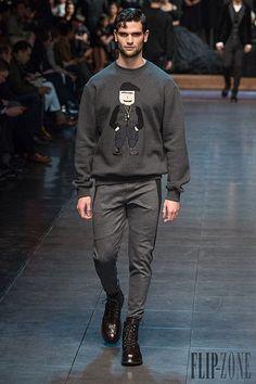 Dolce & Gabbana Fall-winter 2015-2016 - Menswear