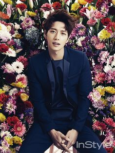 2014.03, InStyle, Park Hae Jin