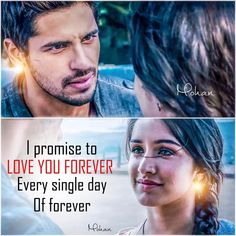 True Love Quotes, Best Love Quotes, Ek Villain, Filmy Quotes, Romantic Movie Quotes, Bollywood Quotes, Beautiful Love Stories, Love Status, Love You Forever
