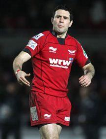 Welsh Rugby - S Jones