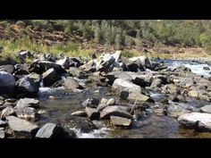 Hiking along the American River from Mormon to Manhattan Bar -