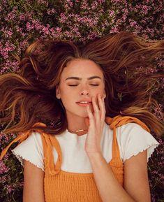 Model: summer mckeen