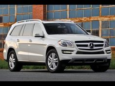 2015 Mercedes-Benz GL Class (GL350) Start Up and Review 3.0 L Diesel V6