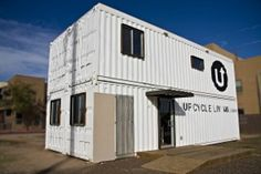 Upcycled Living Rolls Out Affordable Shipping Container Housing ...