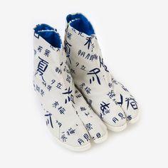 Marugo Split Toe Shoes – Four Seasons : SOU • SOU US Online Store
