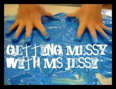 getting messy with ms jessi