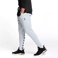 SportsWear Technology Explained  MENS NIKE JORDAN THERMA SPHERE MAX 23 TECH  TRAINING JOGGER PANTS PLATINUM. Pantalones ... 634fcf75754