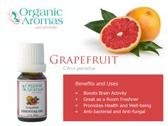 Grapefruit 100% Pure Essential Oil for #aromatherapy 10ml - $10.00