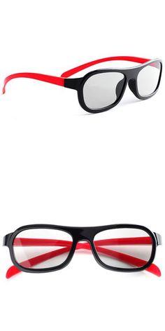 XiaoMi 3D Glasses Non - Flash Eyewear for 3D TV Digital Eyewear ( Polarimetric ) -$4.82