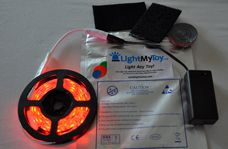 Light Anything - Light anything with any of our LED Light Strips. All LED Light Strips are long with 96 ultra bright LEDs. Waterproof, Shock proof, durable, and practically transparent when not in use. Led Light Kits, Led Light Strips, Can Lights, Energy Consumption, Strip Lighting, Light Up, Toy, Random, Board