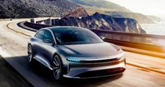 Faraday Future's FF91