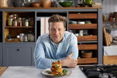 Jamie Oliver has some cracking recipes to share with viewers