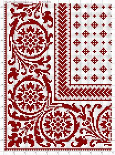 Cross Stitch Borders, Cross Stitch Flowers, Modern Cross Stitch, Cross Stitch Designs, Cross Stitching, Cross Stitch Embroidery, Embroidery Patterns, Cross Stitch Patterns, Crochet Patterns
