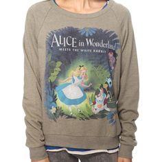 Alice In Wonderland Top