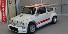 Fiat 600 Abarth Fiat 600, Fiat Abarth, Steyr, Rally Car, Alfa Romeo, Fast Cars, Cars And Motorcycles, Automobile, Retro